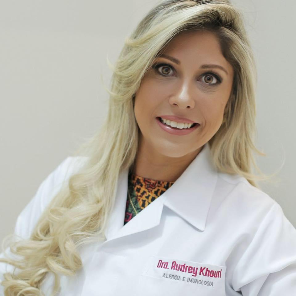Dra. Audrey Alves Khouri