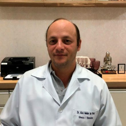 Dr. Alex Helder Nunes de Faria